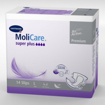 MOLICARE SUPER PLUS LARGE