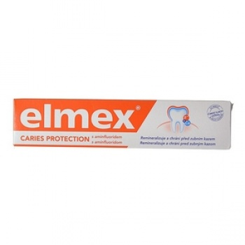 ZUBNÁ PASTA ELMEX CARIES PROTECTION 75 ML