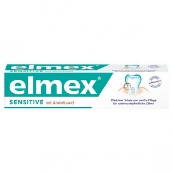 ZUBNÁ PASTA ELMEX SENSITIVE 75 ML