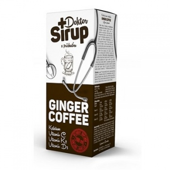 SIRUP DOKTOR GINGER COFFEE