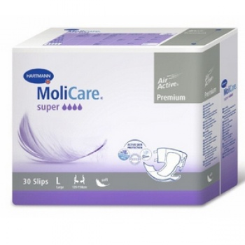 MOLICARE PREMIUM SOFT SUPER LARGE