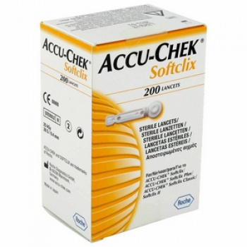 ACCU-CHECK SOFTCLIX